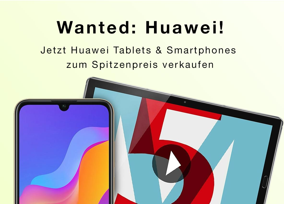 Huawei Ankauf
